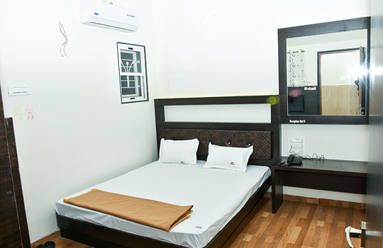 Standard AC Rooms in shegaon
