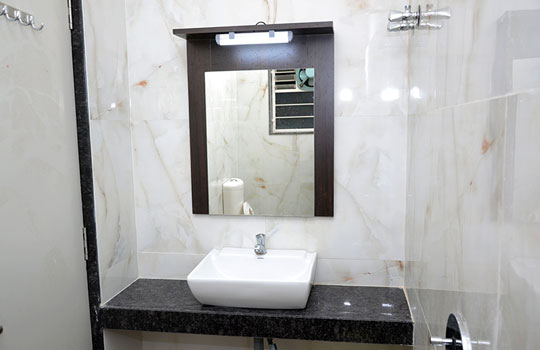 Standard Non AC Rooms hotel in shegaon